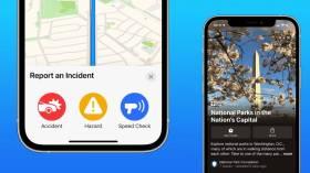 Apple Haritalar uygulamasına Siri dopingi