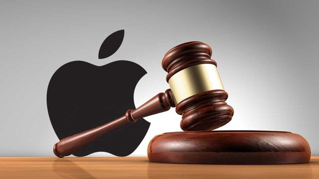 Apple, milyonlarca dolarlık davadan vazgeçti