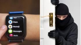 Apple Watch ile filmleri aratmayan soygun