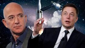 Elon Musk vs Jeff Bezos: Uzay taşımacılığında kim daha başarılı?