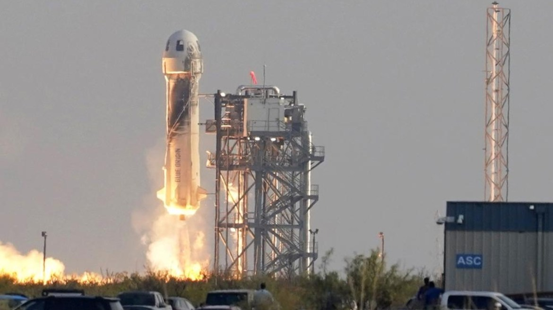 New Shepard roketi
