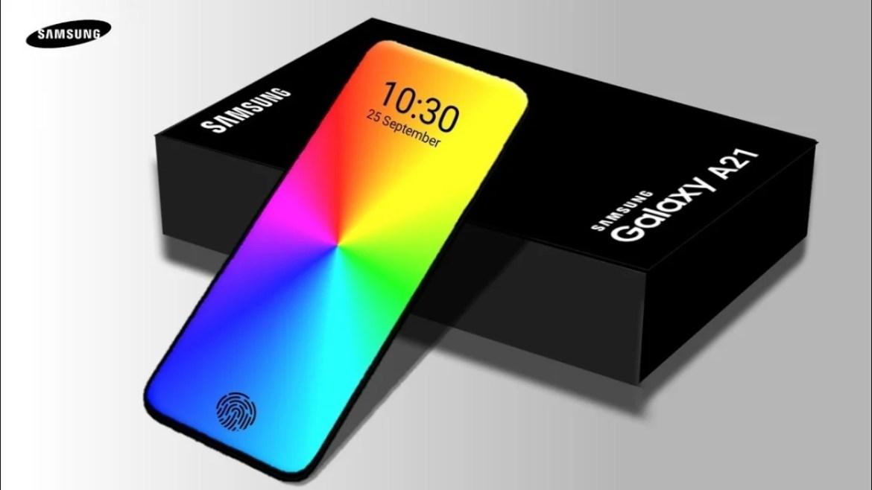 Galaxy A21 akıllı telefon alev aldı