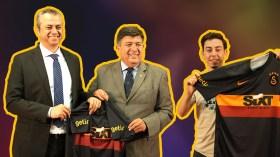 Getir, Galatasaray'a sponsor oldu!