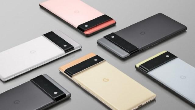 Google Pixel 6 serisinin lansman tarihi ortaya çıktı