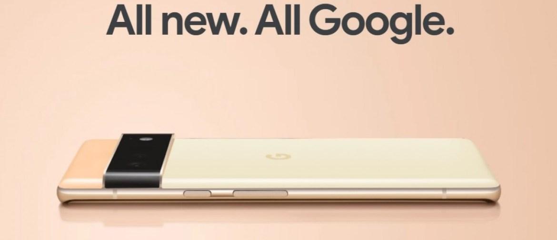 Google Pixel 6 ve Pixel 6 Pro özellikleri