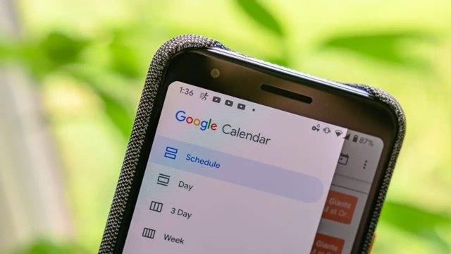 Google Takvim, düzen hastalarının bayılacağı özelliği getirdi