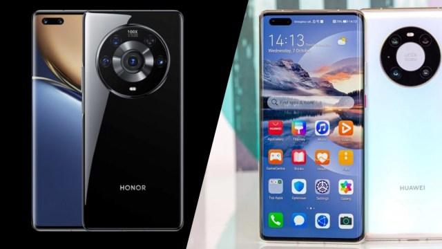 Honor Magic 3 serisi için Huawei Mate 50 iddiası