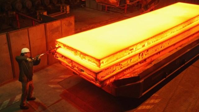İlk kez karbonsuz çelik geliştirildi