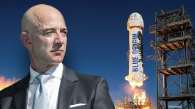 Jeff Bezos'un Blue Origin'i NASA'ya dava açtı