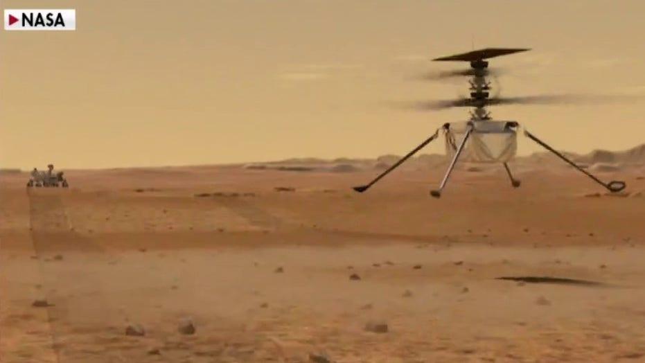 NASA, Mars, ingenuity