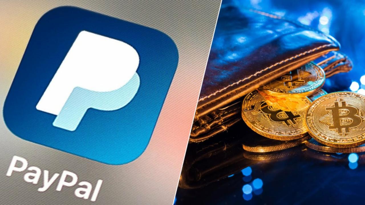 Paypal, kripto para desteğini başlattı