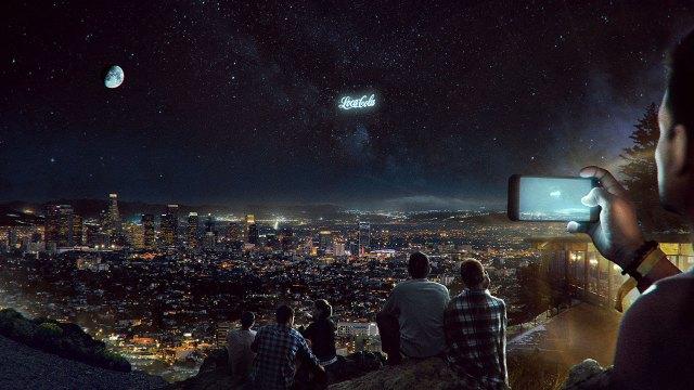 spacex-reklamciligi-uzaya-tasiyor