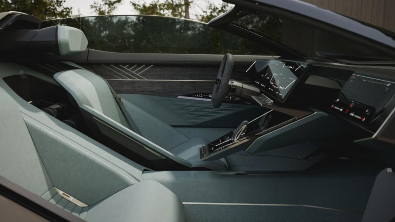 Audi otonom ve elektrikli araç