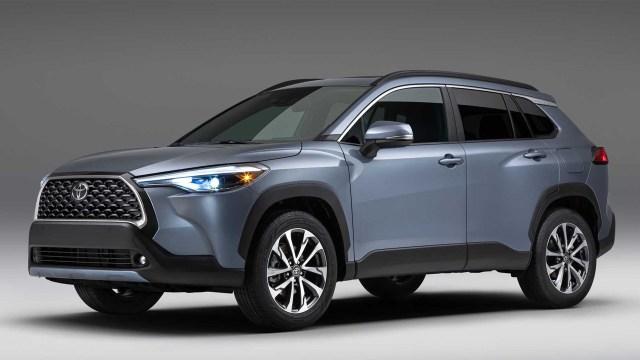 2022 Toyota Corolla Cross fiyatları belli oldu!