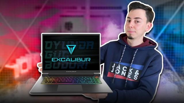 En güçlü dizüstü bilgisayar Casper Excalibur G911 inceleme!