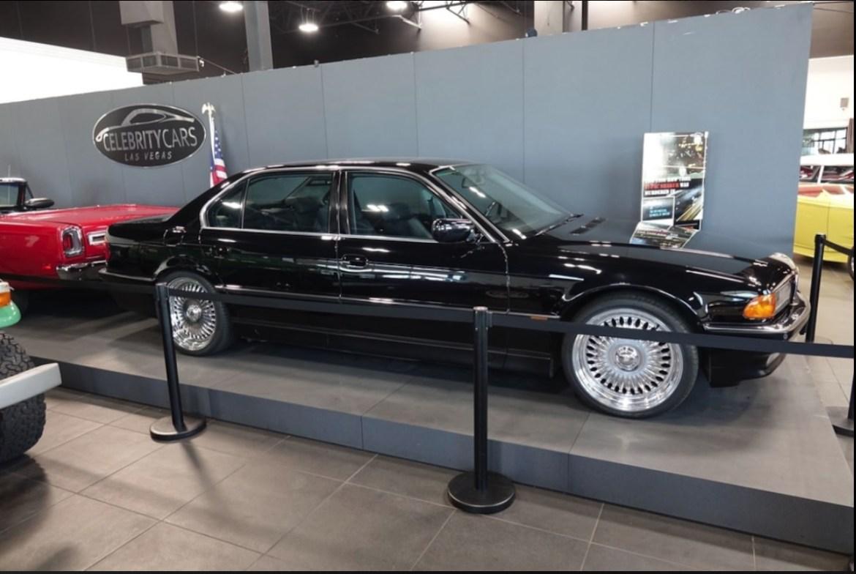 Tupac ın suikaste uğradığı araç dudak uçuklatan fiyata satışa çıktı
