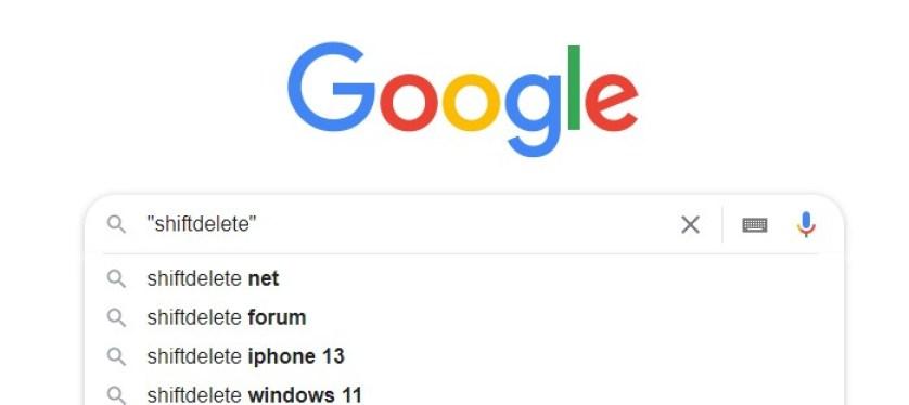 az bilinen google hileleri