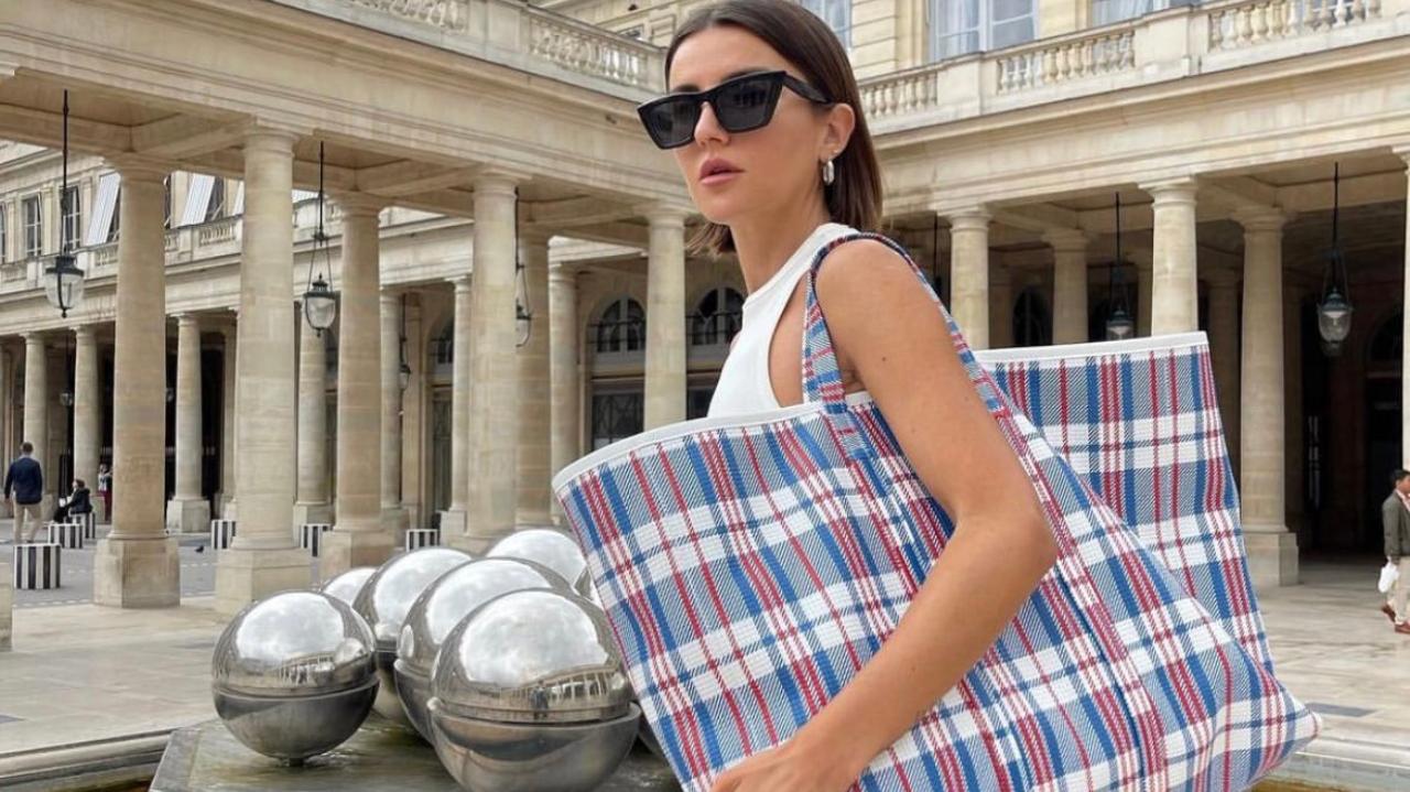 Balenciaga çanta sosyal medyada gündem oldu