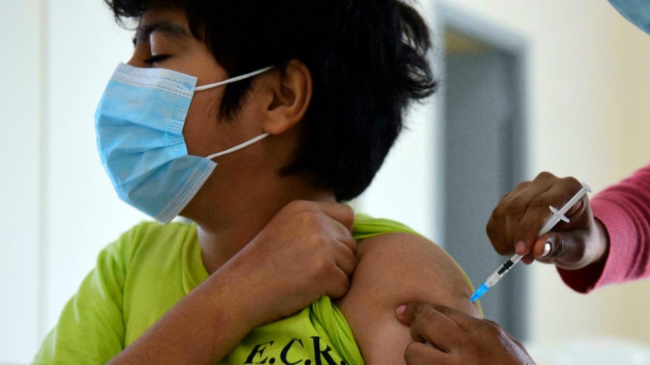 Biontech aşısı 5-11 yaş arası çocuklarda etkili ve güvenilir