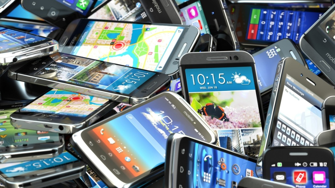 Cell phones and greenhouse gases