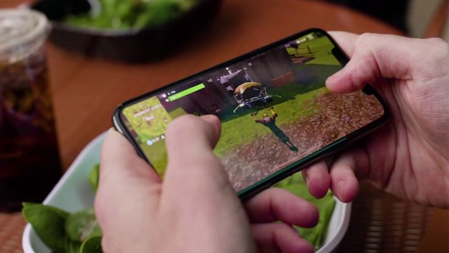 epic games iphone