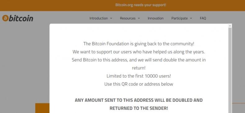 Bitcoin.org hacklendi.