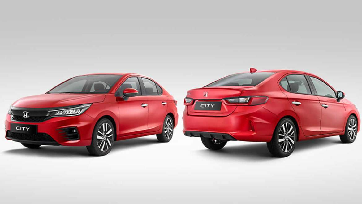 Honda City is in Turkey again! Here is the price 2