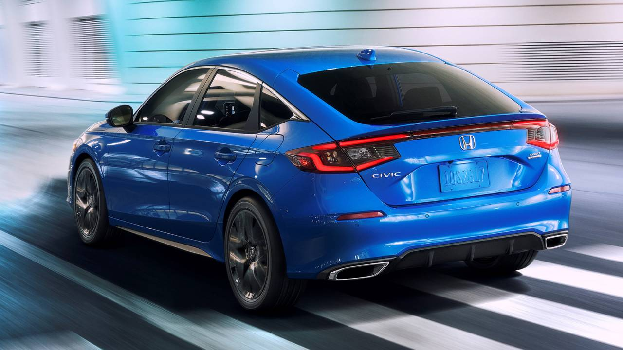 Honda Civic Hatchback 2022 fiyatı