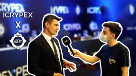 Icrypex, Altay Fan Token'ı tanıttı