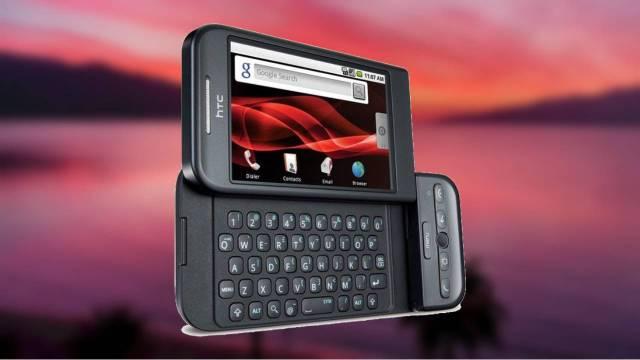 İlk Android telefon 13 yaşına girdi! Özellikleri nelerdi?