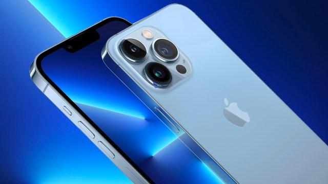 120Hz ekranlı iPhone 13 Pro tanıtıldı! İşte özellikleri