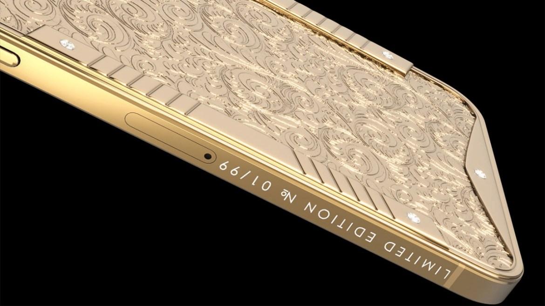 Altın iPhone 13 Pro Max