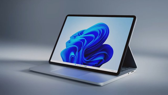 Microsoft, amiral gemisi Surface Laptop Studio'yu tanıttı!