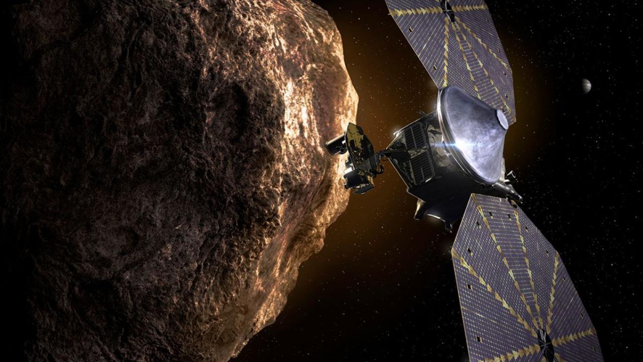 NASA, Lucy uzay aracı