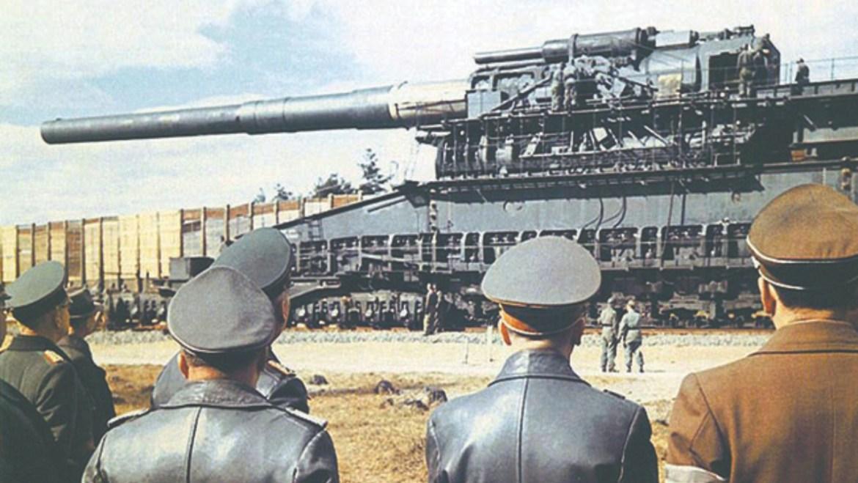 Mega tank Monster