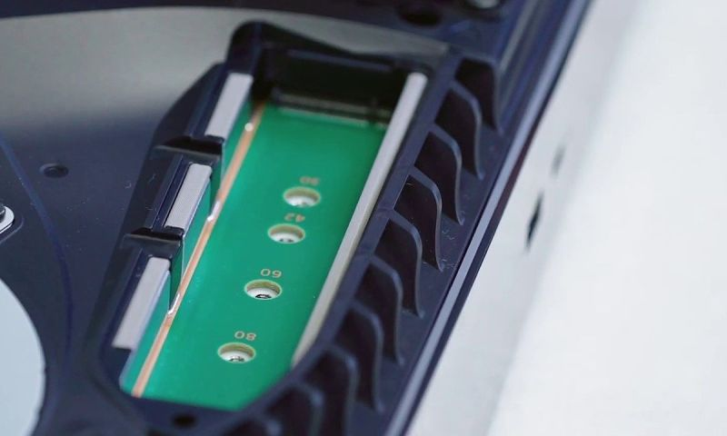 PlayStation 5 SSD yükseltmesi