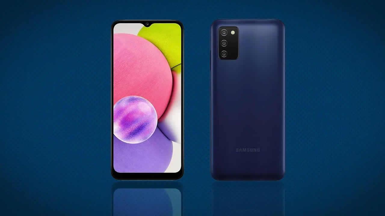 Samsung Galaxy A03