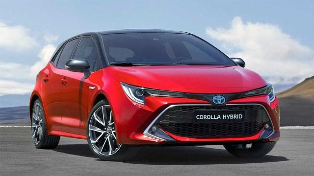 Toyota Corolla 2021 fiyat listesi