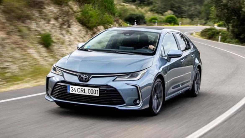 Tooyota Corolla 2021 fiyat listesi