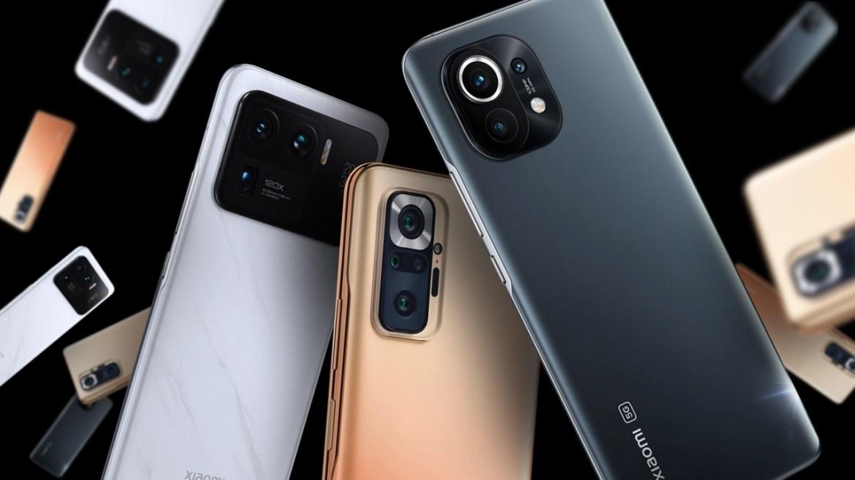 Xiaomi 4K ekranlı akıllı telefon