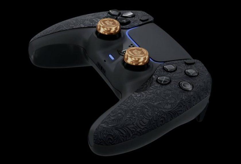 18 ayar altınla kaplı PlayStation 5
