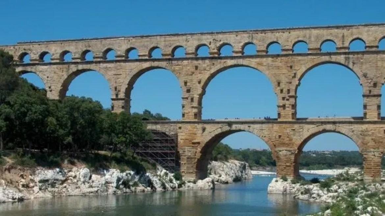 Antik Roma su kemerleri