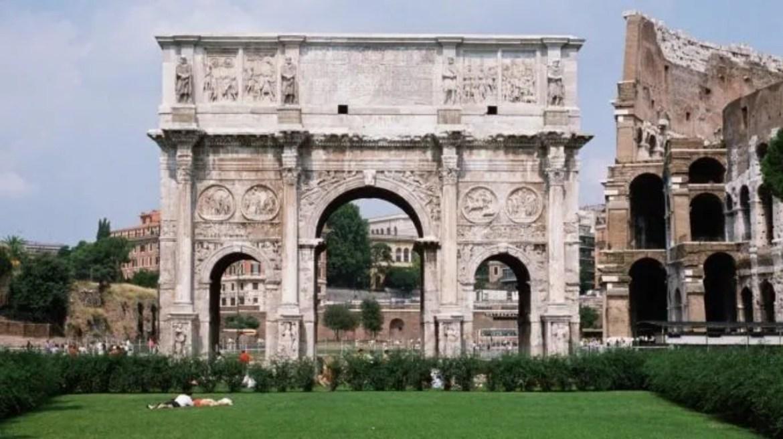 Antik Roma kemerleri