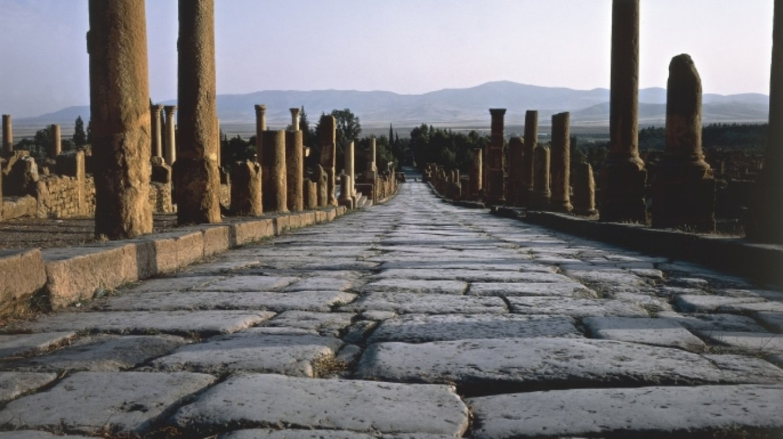 Antik Roma yolları