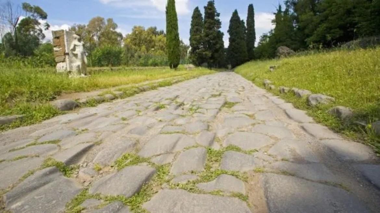 Roma imparatorluğu yolları