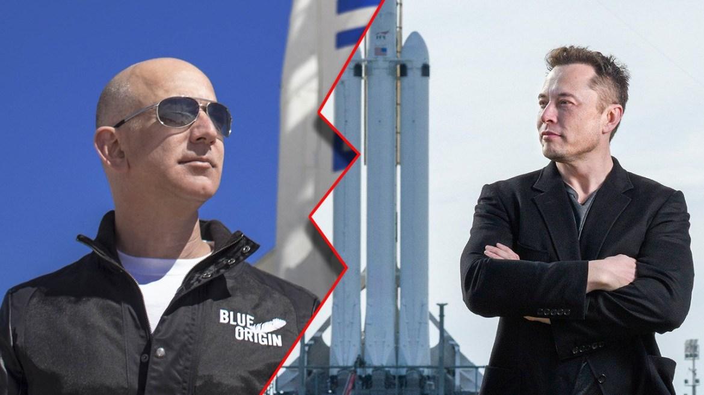 Elon Musk mı, Jeff Bezos mu?