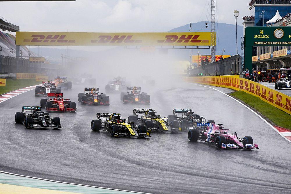 Formula 1 Türkiye GP ücretsiz izleme