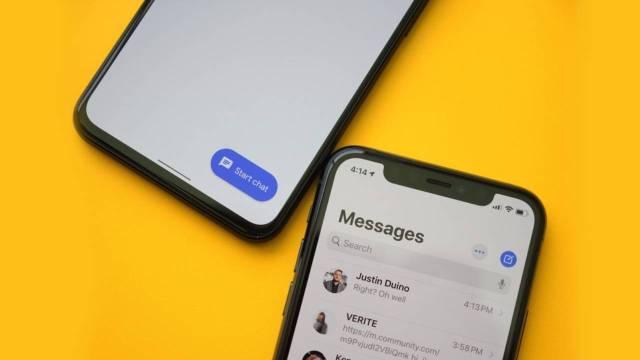 Google'dan Apple'a SMS yerine RCS çağrısı!