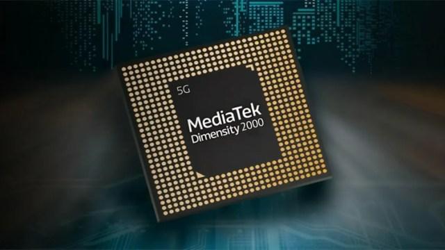 MediaTek'ten yeni 4nm işlemci: Dimensity 2000 geliyor!
