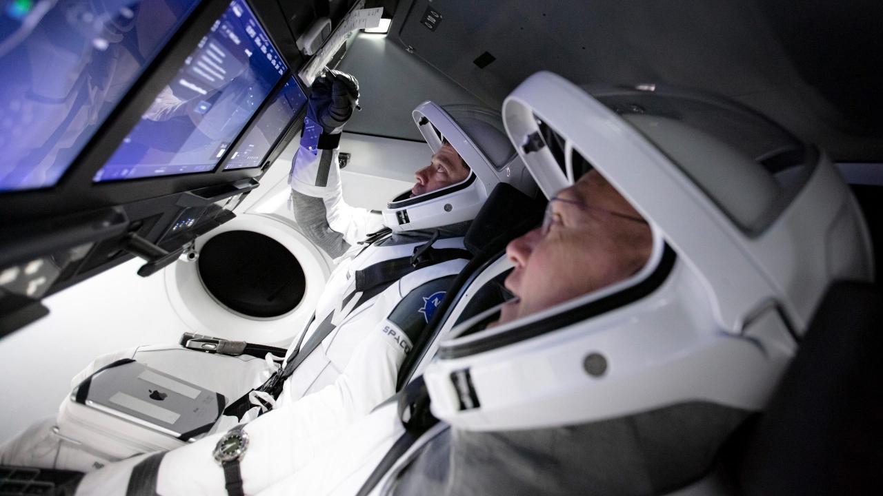 NASA, Crew 5 astronotları
